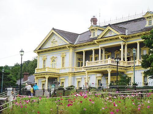 元町公園 旧函館区公会堂